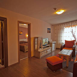 Accommodation at SPA hotel Elbrus, Velingrad.