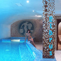 SPA center - SPA hotel Elbrus, Velingrad