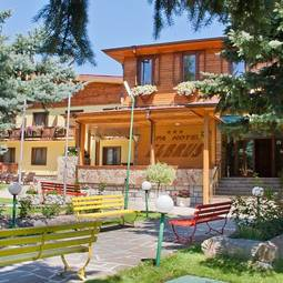 SPA hotel Elbrus, Velingrad-Contacts