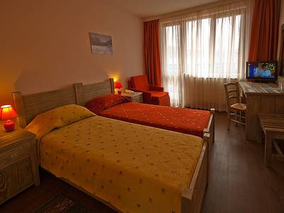 Double room at SPA hotel Elbrus, Velingrad-1