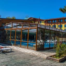 SPA hotel Elbrus swimming pool-1